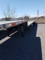2013 STEP Deck Trailer for SALE