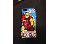 iPhone 5s ironman case