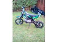 Superstomp pitbike
