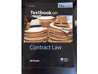 Contract Law Textbook (12th Edition)