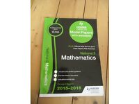 National 5 Mathematics Past Papers Hodder Gibson In association with SQA