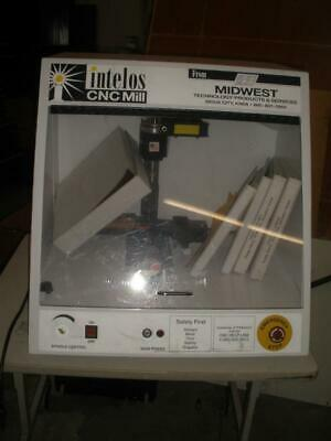 Midwest Intelos Cnc Mill Wmanuals And Software.