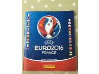 FOR SALE Panini Euro 2016 Football Stickers Swaps - 194 Available