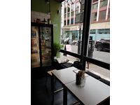 Small cafe for sale in city centre