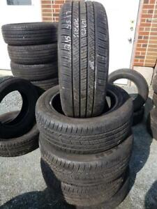 4 Used 215/55/17 Nexan CP671 AS