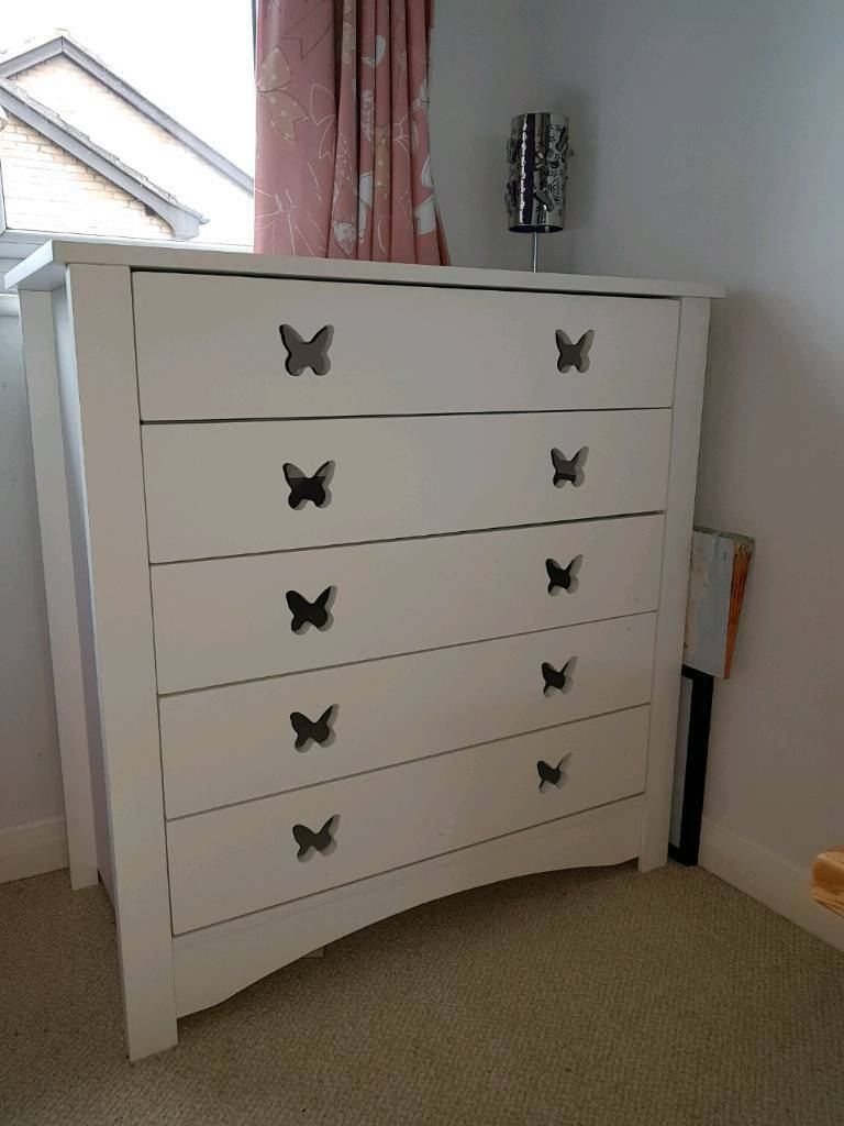 tesco butterfly childrens bedroom furniture - Tesco Bedroom Furniture