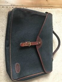 Mulberry Vintage Leather Briefcase