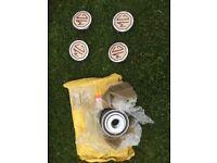 MGTF or G Wheel Caps and Front Wheel Bearing