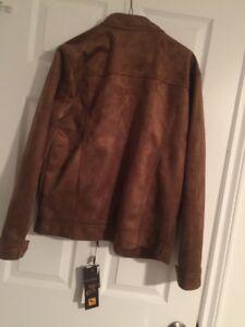 Armani suede jacket