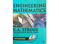 Engineering Mathematics For Sale