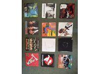 "Vinyl records 7"" Singles"