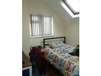 **BILLS INC.**Double room available in modern shared house Lisvane Street, Cathays