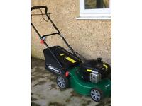 Qualcast petrol self propelled mower