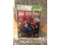 UNOPENED Lego Harry Potter Xbox 360 Game