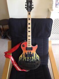 Gibson epiphone electric guitar