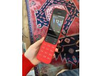 Nokia 2720 Flip 2G Red