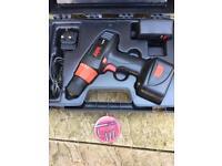 Cordless drill/screwdriver