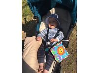 Part time (16hrs) mother's help / nanny needed for 1 boy (6 months)