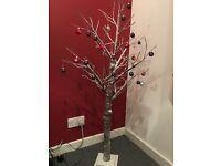NEW White stick tree