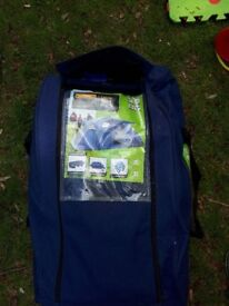 Four person tent from Halfords