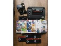 Sega Master System Console 2 bundle. Sonic, ninja, batman, shinobi