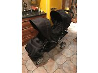 Graco tandem double buggy