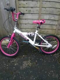 Girls bike £30