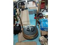 Vibration exercise plate