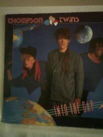 Thompson Twins Into The Gap Vinyl LP