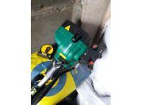 Qualcast Petrol strimmer & brush cutter
