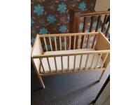 Brand New Baby Crib