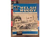 Rugby Memorabilia Wanted - Anything Considered
