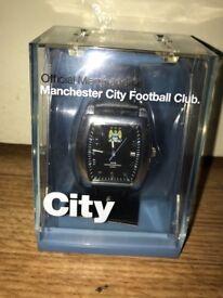 New Men's Man City Watch