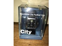 New Men's Man City Watch