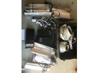 Hydroponic lights job lot