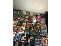 DVD Collection Clear out with over 90 DVDs
