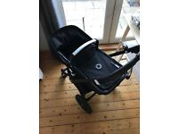 Bugaboo Cameleon 3 travel system all black