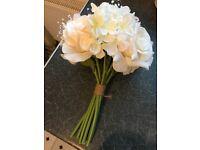 3 Bridesmaid Bouquets (artificial)