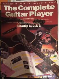 The Complete Guitar Player Books 1,2,3