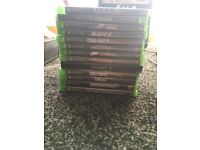 Xbox one, 2 controllers & 13 games
