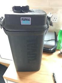 Fluval 405 filter spears and repairs