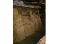 Plywood off cuts various sizes