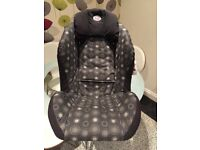 Britax childs booster seat adjustable head rest excellent condition