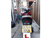 Moped 50cc Beeline 2016
