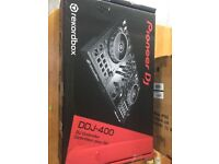 Pioneer ddj 400 (boxed as new & software)