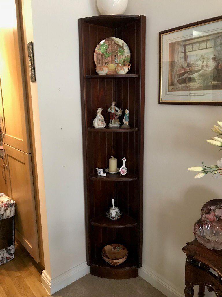 Tall Corner Dresser