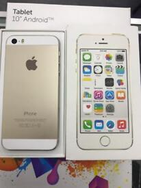 Apple iPhone 5S-16GB-Unlocked to any network