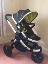 Icandy All Terrain Jogger Peach pushchair