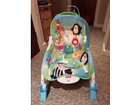Fisher Price Newborn to Toddler Rocking Chairs x2