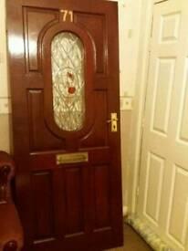 Door forunt home good condition